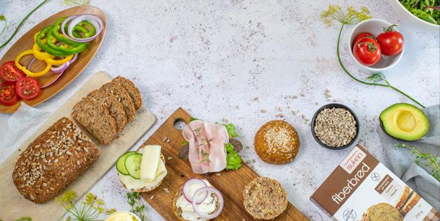 Brød- og bakemikser